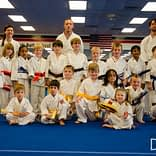 Little Dragons Karate Graduation Class for April 2012