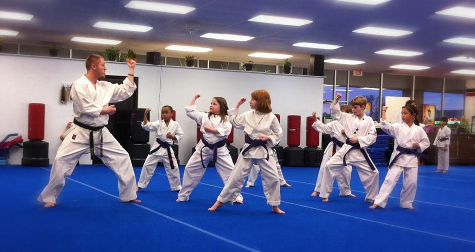 Sensie Dusty Tate Teaching Wado Ryu Kata PinanYonDon