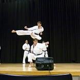 Sensei Miles Spense Karate Demonstration