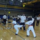 Sensei Miles Spense Karate Tournament Official