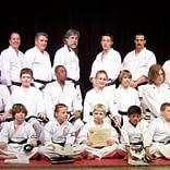 Wado Ryu Karate Black Belt Graduation Class April 2006