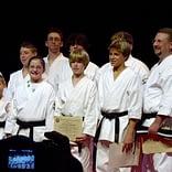 Black Belt Graduation Class October 2005