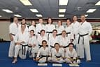 Black Belt Graduation Class