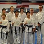 Black Belt Graduation Class November 2011