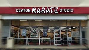 David Deaton Karate Studio Mount Juliet