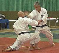 Jiro Otsuka Wado Ryu Karate Demonstration
