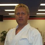 Black Belt Ken Markanich