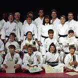 Wado Ryu Karate Black Belt Graduation Class Oct 28 2006
