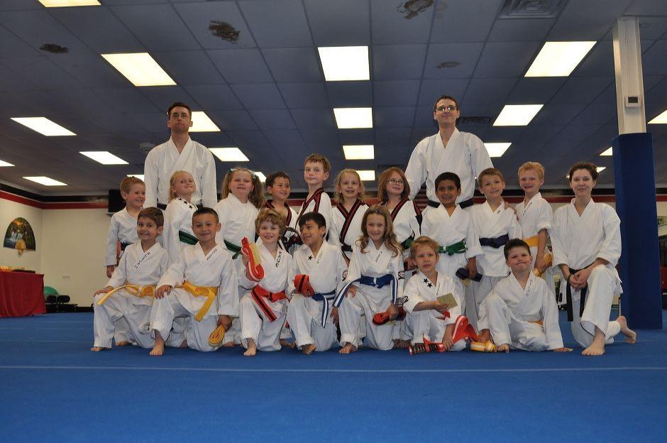 Children, Teens & Adults Graduation Class
