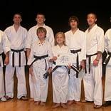 Wado Ryu Karate Black Belt Graduation Oct 2 2010