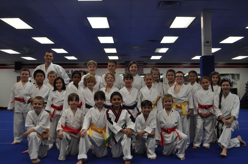 Children Karate Graduation