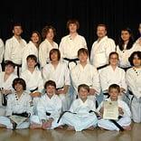 Deaton Karate Wado Ryu Black Belt Graduates May 31 2008
