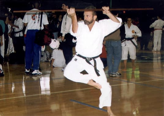 Wayne Tyler Bo Staff Competition