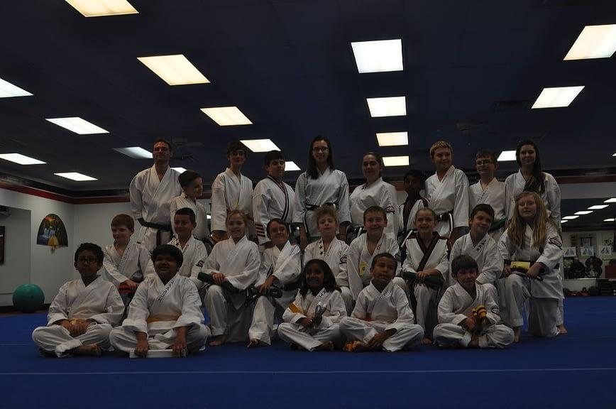 Children and Adults Graduation Class